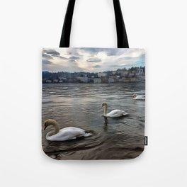 Lugano Tote Bag