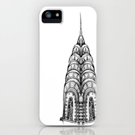 Chrysler iPhone Case