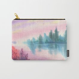 Enchanted Lake Carry-All Pouch