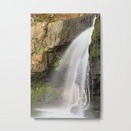 Dutchman Falls Metal Print