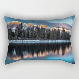 Alpen Reflections Rectangular Pillow