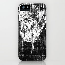 Art prints by Patricia Ortega iPhone Case
