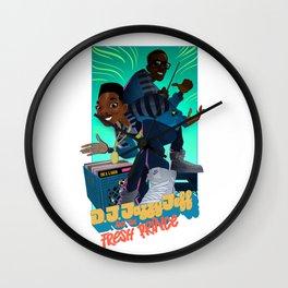 The Brand New Funk Wall Clock