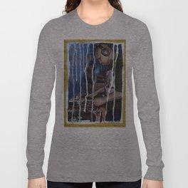 DEAD RAPPERS SERIES - Dj Screw Long Sleeve T-shirt