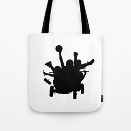 #thejumpmanseries, Sanka, you dead mon? Tote Bag