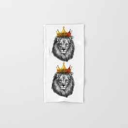lion king Hand & Bath Towel