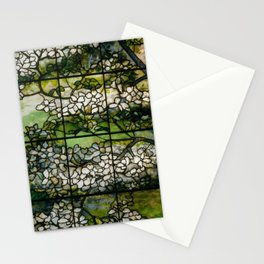 Louis Comfort Tiffany - Decorative stained glass 2. Stationery Cards
