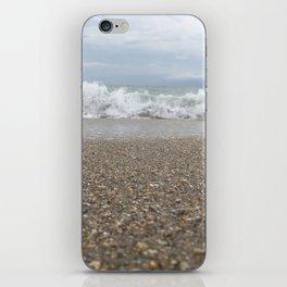 Wash Me Away iPhone Skin