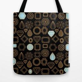 Gems #3 Tote Bag