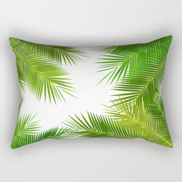 COCONUT Leafs pattern iPhone 4 4s 5 5c 6 7, pillow case, mugs and tshirt Rectangular Pillow