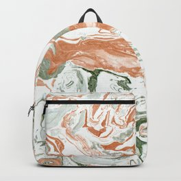 Marble of autumn Backpack