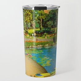 Gardens of Pluto Travel Mug