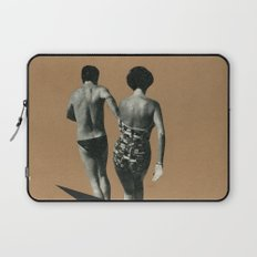 Beach Romance Laptop Sleeve
