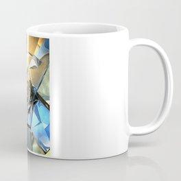 Abstract Macro Structure Coffee Mug