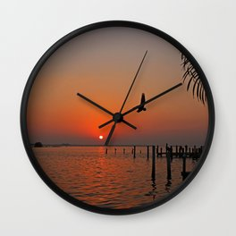 What You're Looking For Wall Clock