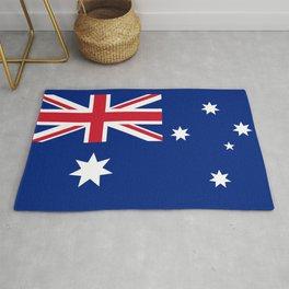 Australian flag Rug