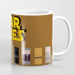 Star Cubes Coffee Mug