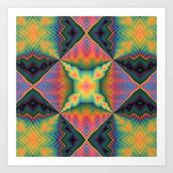 Cray Cray Art Print