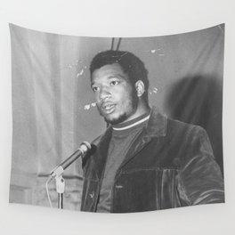 Fred Hampton - Black Culture - Black History Wall Tapestry
