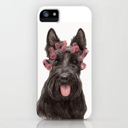 Scottish Terrier iPhone Case