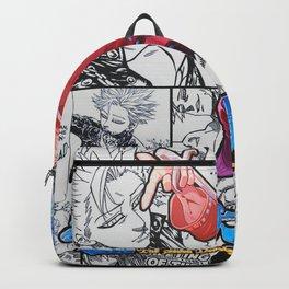 nanatsu No taizai Backpack