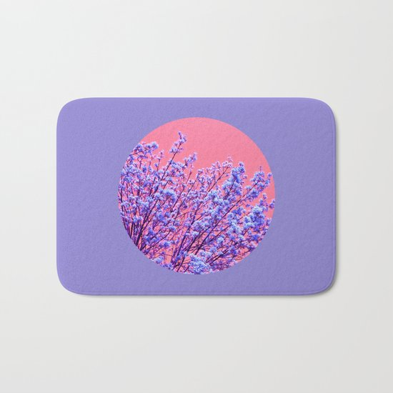 spring tree XVIII Bath Mat