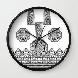 Grecian Holiday Revisited! Wall Clock