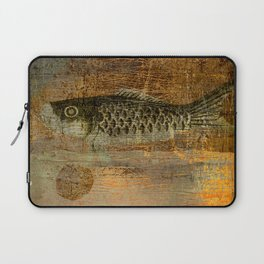 鯉 幟 (The Koinobori) Laptop Sleeve