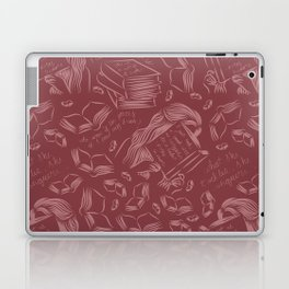 Reading Books with Rory Laptop & iPad Skin