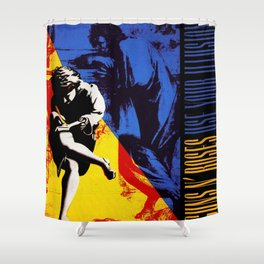 guns roses use your illusion 2020 Shower Curtain