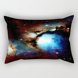 Galaxy Nebula : Messier 78 Rectangular Pillow
