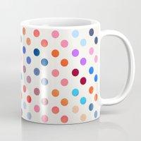 polka Mugs featuring Polka Proton  by Picomodi
