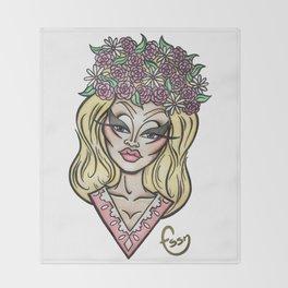 Trixie Throw Blanket