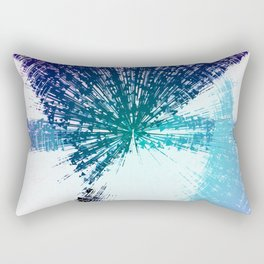 Pointing in all Directions Rectangular Pillow