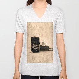 Photography Unisex V-Neck