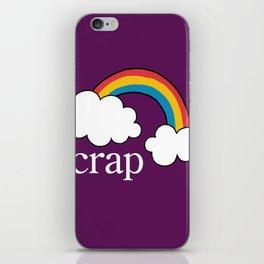 Crap iPhone Skin