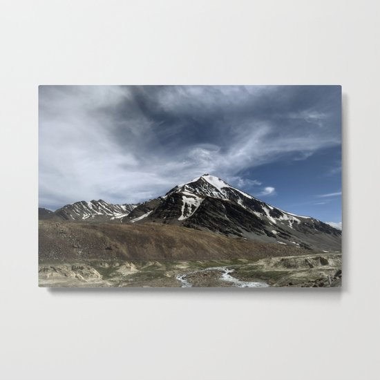 Majesty...the Mountain..! Metal Print
