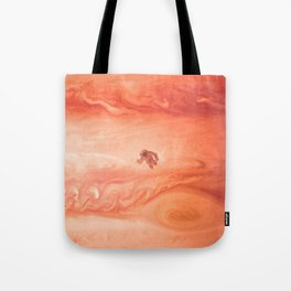Gone Astronaut Tote Bag