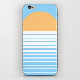 Tropical Sun iPhone Skin