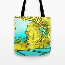 AUTOMATIC WORM 1 Tote Bag