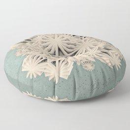 Ancient Calaabachti Filigrane Floor Pillow