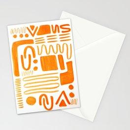 summer jamz Stationery Cards