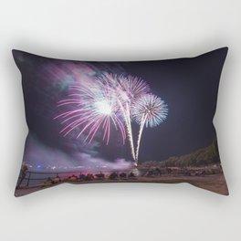 Gloucester Fireworks Rectangular Pillow