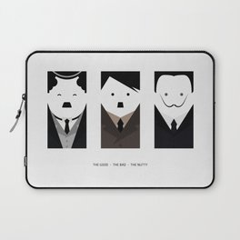 THE GOOD · THE BAD · THE NUTTY Laptop Sleeve