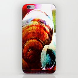 Stillness iPhone Skin