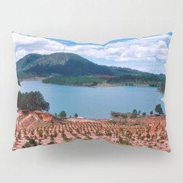 Magic Lake of Central Highland in Vietnam Pillow Sham