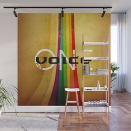 OneVoice Wall Mural