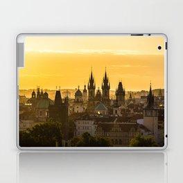 Prague Dawn Laptop & iPad Skin