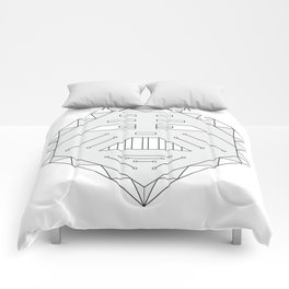 Robot technology #society6 #decor #buyart #artprint Comforters