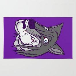 Wear Wolf  Rug